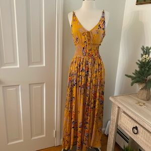 Free People Midi dress Size SP